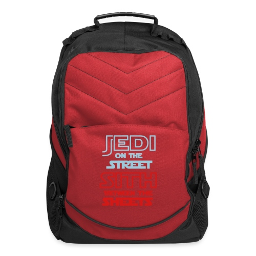 Jedi Sith Awesome Shirt - Computer Backpack