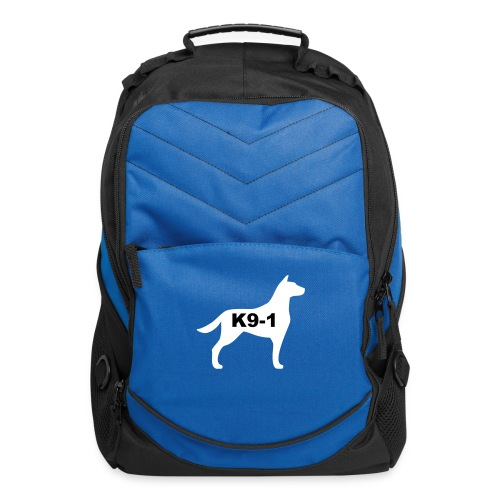 k9-1 Logo Large - Computer Backpack