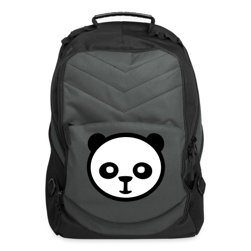Panda bear, Big panda, Giant panda, Bamboo bear - Computer Backpack