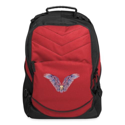 Wings Skull - Computer Backpack