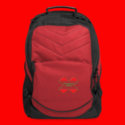 SANTA CLAUS IS THE MAN - Computer Backpack