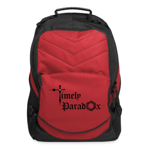 Timely Paradox - Computer Backpack