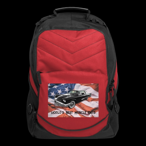 World's Best Muscle Cars - Computer Backpack