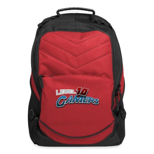 Level10Gamers Logo - Computer Backpack