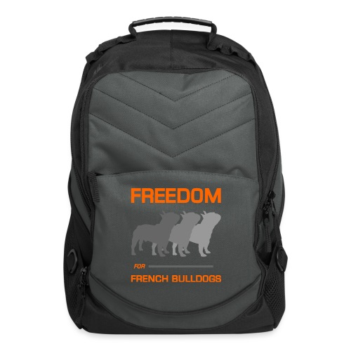 French Bulldogs - Computer Backpack