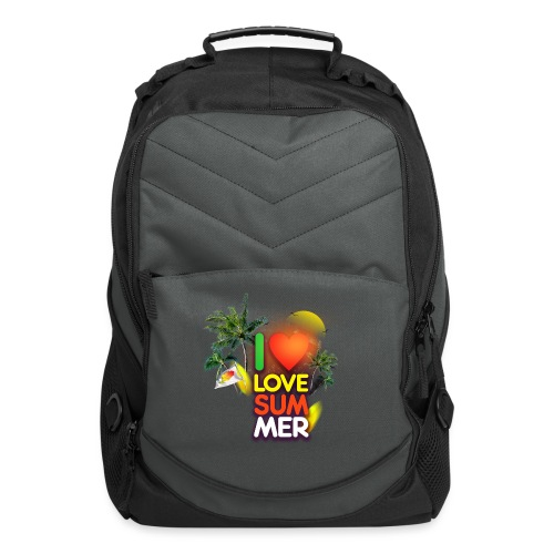 I love summer - Computer Backpack