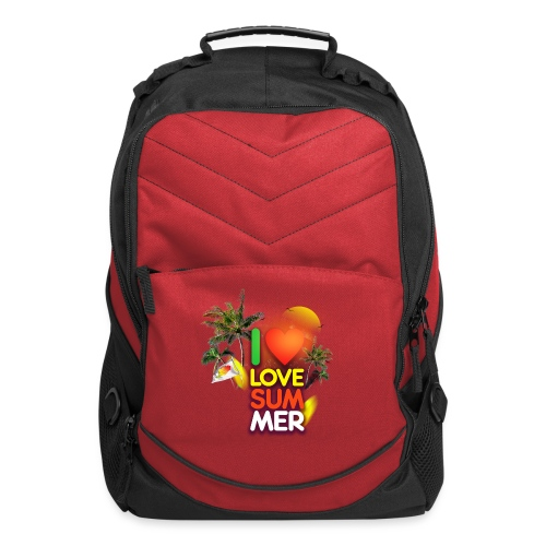 I love summer - Computer Backpack