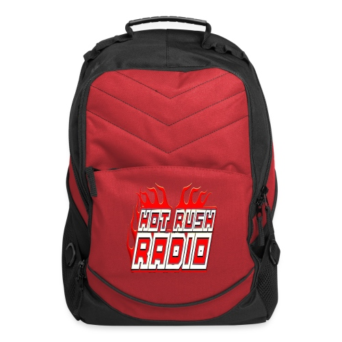 worlds #1 radio station net work - Computer Backpack