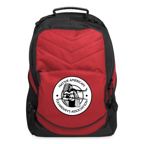 NAGA Logo - Computer Backpack