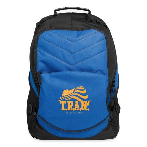 TRAN Gold Club - Computer Backpack