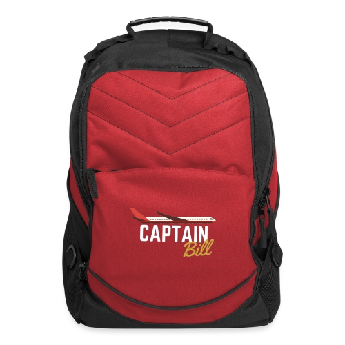 Captain Bill Avaition products - Computer Backpack