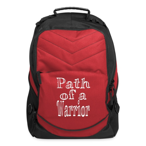 Path of a Warrior - Computer Backpack