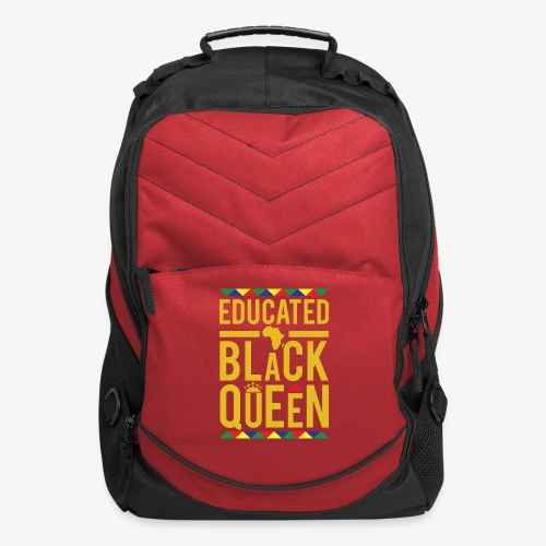 Educated Black Queen - Computer Backpack