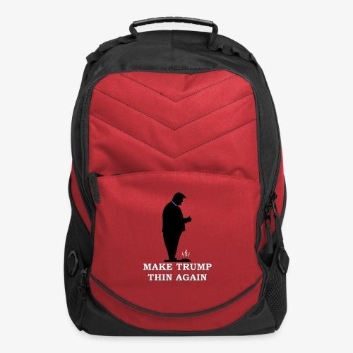 Make Trump Thin Again - Computer Backpack