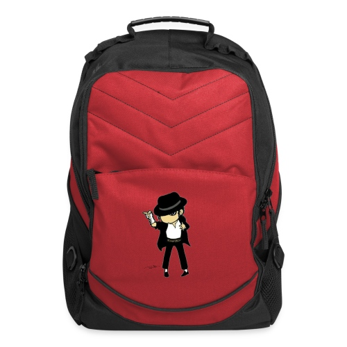 KOP Vector Art - Computer Backpack