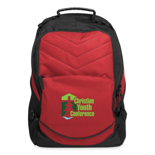 CYC Logo - Computer Backpack