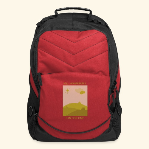 Hill mongereres - Computer Backpack