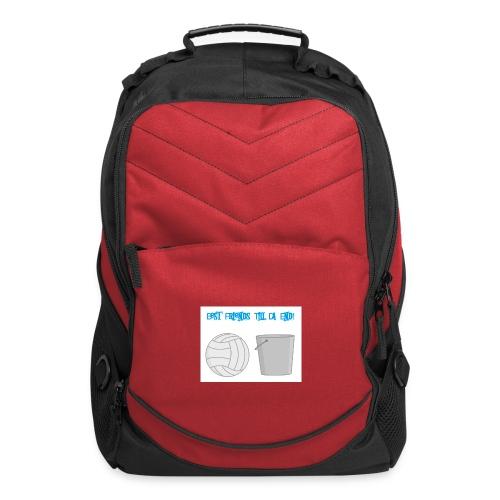 Best Friends Till the End! - Computer Backpack