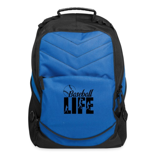 Baseball life - Computer Backpack