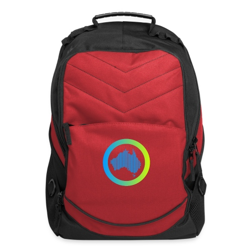 Gradient Symbol Only - Computer Backpack
