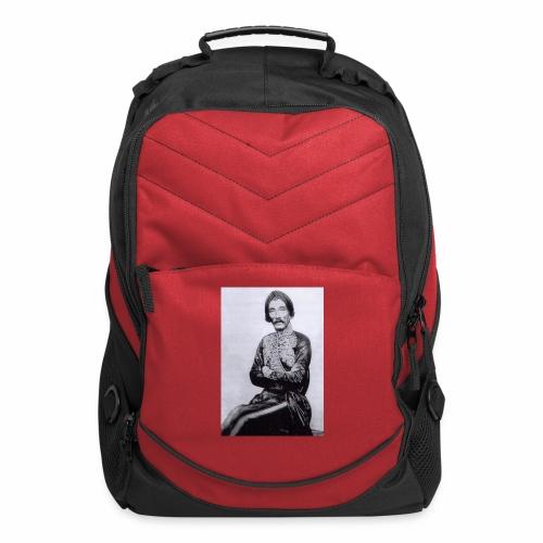 raden saleh photo sp 03 - Computer Backpack