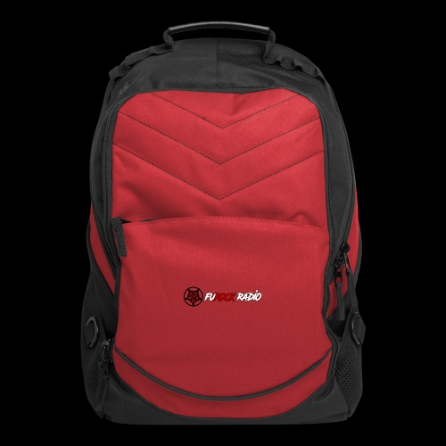 FuROCK Banner - Computer Backpack