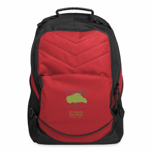 Tree Reading Swag - Computer Backpack