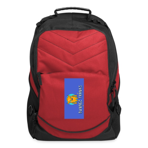 logo iphone5 - Computer Backpack