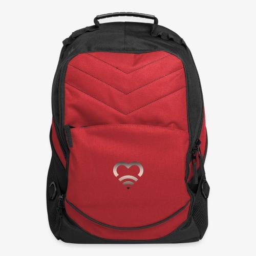 I Heart Wifi IPhone Case - Computer Backpack