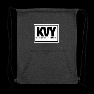 Klotzville Youngin Box Logo - Sweatshirt Cinch Bag