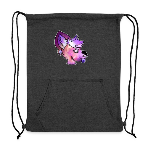 Space Doge - Sweatshirt Cinch Bag