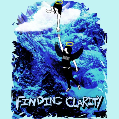 90s KID SKULLY - Sweatshirt Cinch Bag
