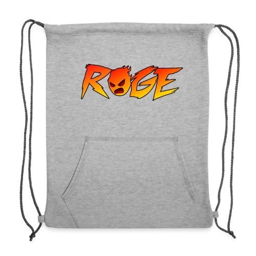 Rage T-shirt - Sweatshirt Cinch Bag