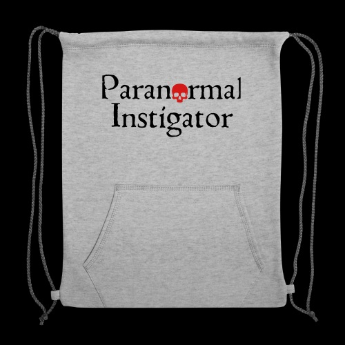 Paranormal Instigator - Sweatshirt Cinch Bag