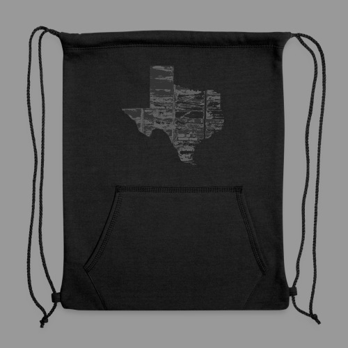 Real Texas - Sweatshirt Cinch Bag