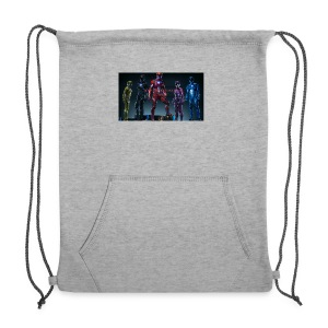 Boiis power ranger cosplay - Sweatshirt Cinch Bag