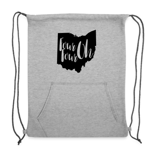 Four Four Oh - Sweatshirt Cinch Bag