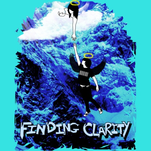 Wolf (back) - Sweatshirt Cinch Bag