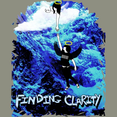 mulletmain black - Sweatshirt Cinch Bag