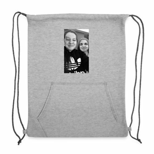IMG 0430 - Sweatshirt Cinch Bag