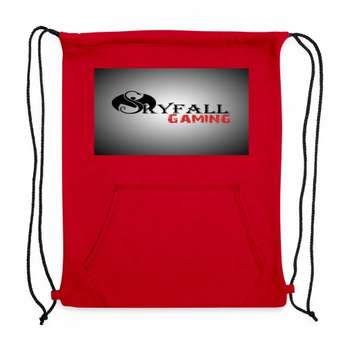 skyfal gaming 32 - Sweatshirt Cinch Bag