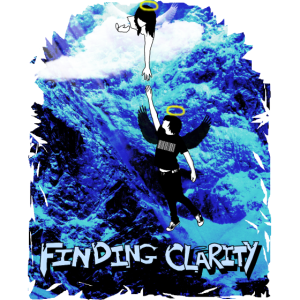 I Know My Value White Print - Sweatshirt Cinch Bag
