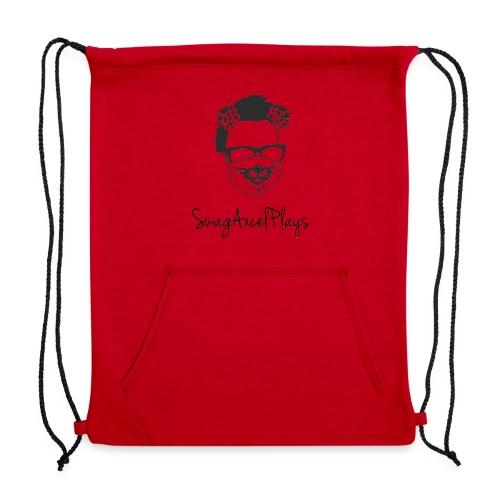SwagAxcelPlaysV1 - Sweatshirt Cinch Bag