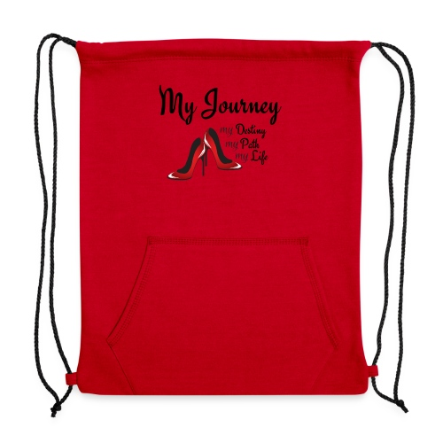 My Journey - Sweatshirt Cinch Bag