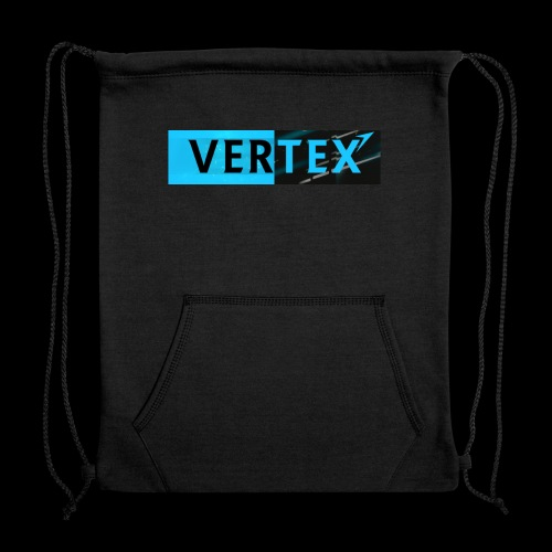 Vertex Window Box Style - Sweatshirt Cinch Bag