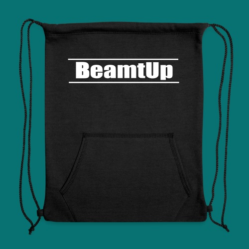Original BeamtUp Logo - Sweatshirt Cinch Bag