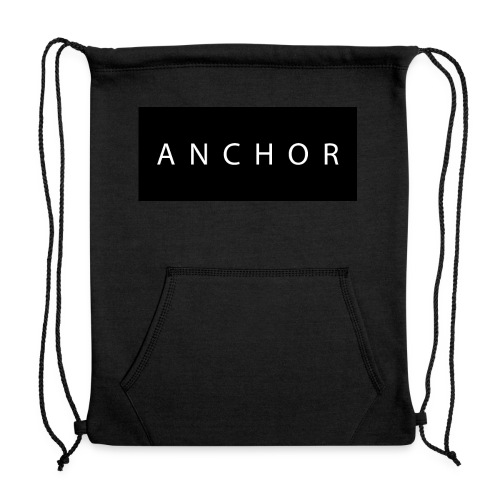 Anchor brand t-shirt - Sweatshirt Cinch Bag