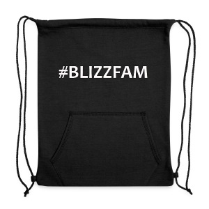 #BlizzFam - Sweatshirt Cinch Bag