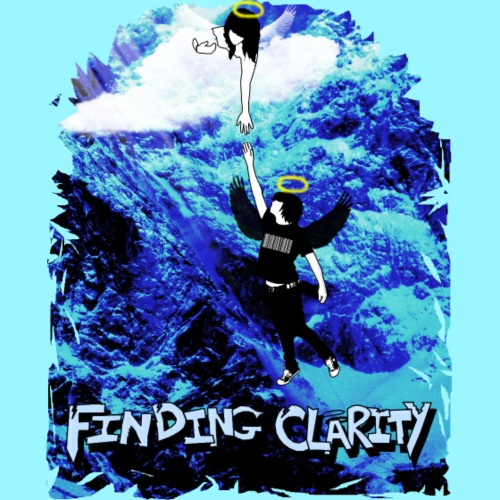 beautiful turtle, dolphin ocean design - Sweatshirt Cinch Bag