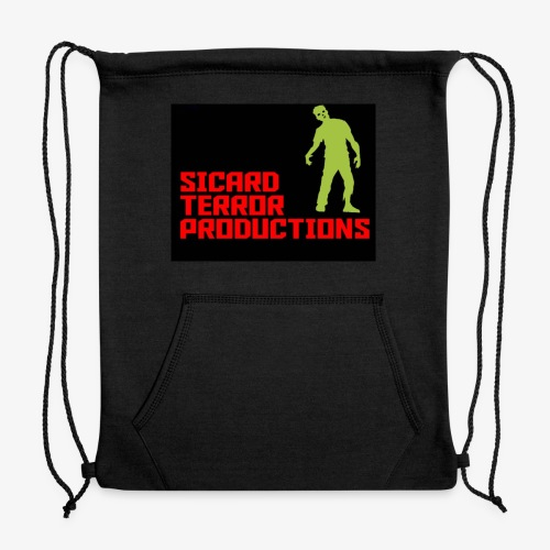 Sicard Terror Productions Merchandise - Sweatshirt Cinch Bag